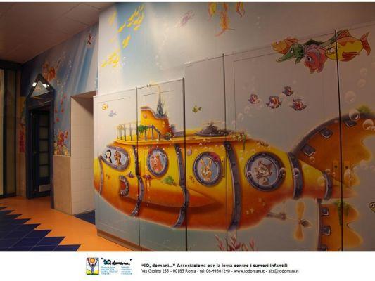 IO_Domani_nuovo_reparto_oncologia_pediatrica_Roma